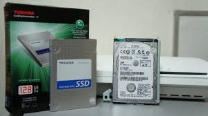 HDDからSSD